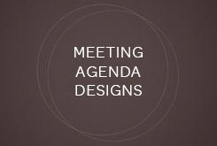 Agenda designs