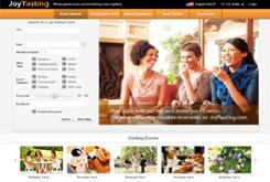 Web Portal :: JoyTasting
